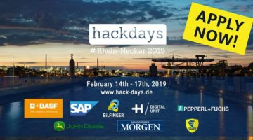hackdays #rhein-neckar2019